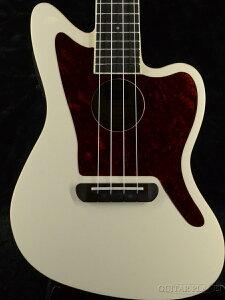 Fender Fullerton Jazzmaster Uke -Olympic White- 新品 コンサートウクレレ[フェンダー][Ukulele,ウクレレ][ホワイト,白]