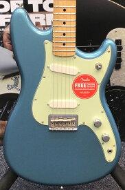 Fender Mexico Player Duo Sonic -Tidepool- 新品【MX19191755】【軽量2.96kg】[フェンダー][プレイヤー][Blue,タイドプール,ブルー,青][デュオソニック][Electric Guitar,エレキギター]