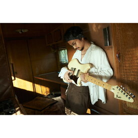 Fender Made In Japan Daiki Tsuneta Swinger -Vintage White- 新品[フェンダージャパン][常田大希,King Gnu,millennium parade,キングヌー,ミレニアムパレード][スウィンガー][ホワイト,白][Electric Guitar,エレキギター]