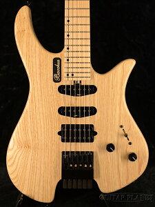 Bacchus G6-HL/ASH/M NA/OIL 新品 ナチュラル[バッカス][Headless,ヘッドレス][Natural][Electric Guitar,エレキギター]