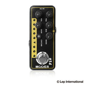 MOOER Micro Preamp 014 新品 プリアンプ [ムーア][マイクロ][Effector,エフェクター]