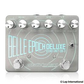 Catalinbread Belle Epoch Deluxe 新品 エコープレックス [カタリンブレッド][ベルエポックデラックス][Echo,Delay,ディレイ][Effector,エフェクター]