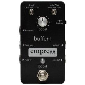 Empress Effects buffer+ 新品 バッファー[エンプレスエフェクツ][バッファー][Effector,エフェクター]