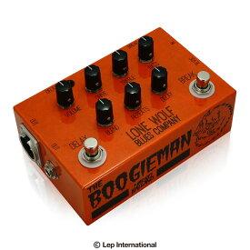 Lone Wolf Blues Company Boogieman 新品 ハープ用ディストーション/ディレイ[ローンウルフブルースカンパニー][ブギーマン][Multi][Effector,エフェクター]