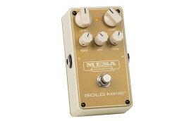 Mesa Boogie GOLD MINE 新品 オーバードライブ/ディストーション[メサブギー][ゴールドマイン][Overdrive,Distortion][Effector,エフェクター]