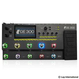 Mooer GE300 アンプ、エフェクト、キャビネットモデリング 新品[ムーア][マルチエフェクター][Effector,エフェクター][GE-300]