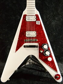 Epiphone Ltd. Ed. Dave Rude Fiying V Outfit Alpine White 新品[エピフォン][デイブルード][フライングV][Electric Guitar,エレキギター]