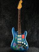 FenderMadeInJapanTraditional60sStratocasterBlueFlower新品[フェンダージャパン][トラディショナル][ブルーフラワー][ストラトキャスター][ElectricGuitar,エレキギター]