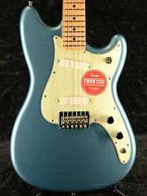 Fender Mexico Player Duo Sonic -Tidepool- 新品[フェンダー][プレイヤー][Blue,タイドプール,ブルー,青][デュオソニック][Electric Guitar,エレキギター]