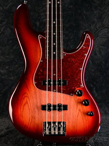 【2019 NAMM Model】Freedom Anthra 4st -Litchi/Gloss Finish- 新品[フリーダム][国産][Red,レッド,ライチ,赤][ジャズベース,JB][Electric Bass,エレキベース]