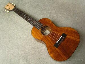 FGN Acoustic FUS-TT 新品[富士弦,フジゲン][国産][Hawaiian Koa,ハワイアンコア][Tenor Ukulele,テナーウクレレ]