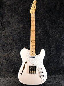 FgN NTL10M AHT WB 新品[フジゲン,富士弦][国産][テレキャスタータイプ,Telecaster][White,ホワイト,白][エレキギター,Electric Guitar]