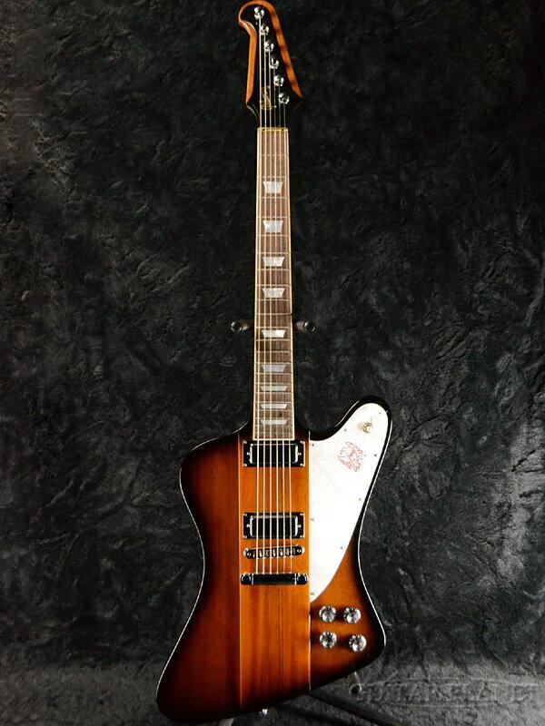 Gibson Firebird V 2015 Vintage Sunburst 新品[ギブソン][ファイヤーバード,FB][Mini Humbucker,ミニハム][ヴィンテージサンバースト][エレキギター,Electric Guitar]
