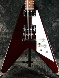 Gibson Flying V 2018 Aged Cherry 新品[ギブソン][エイジドチェリー,Red,レッド,赤][フライングV][Electric Guitar,エレキギター]