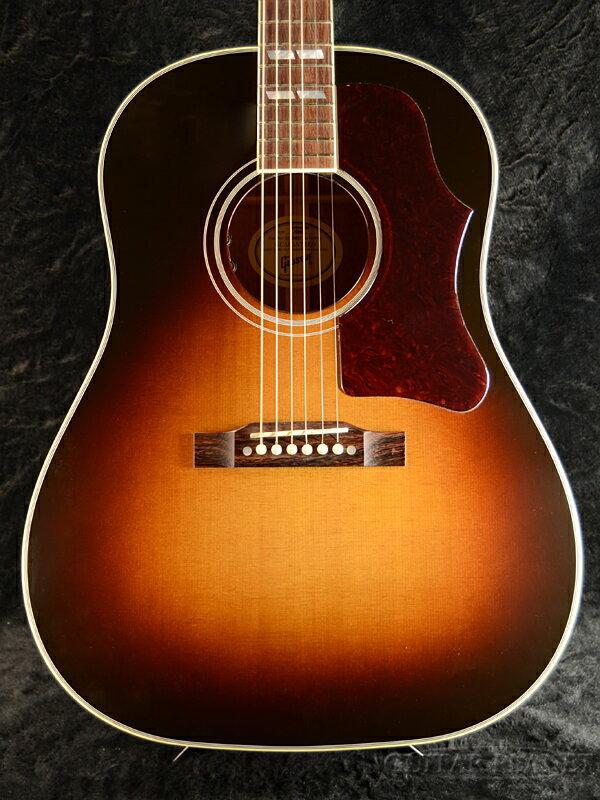 Gibson Sothern Jumbo 2018 w/ L.R.Baggs Element VTC #11778037 新品[ギブソン][サザンジャンボ][Sunburst,サンバースト][Acoustic Guitar,アコースティックギター,アコギ,Folk Guitar,フォークギター]