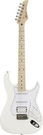 【ERNIE BALL4点セット付】Greco WS-STD SSH White/Maple 新品[グレコ][国産][ホワイト,白][Stratocaster,ST,ストラトキャスタータイプ][Electric Guitar,エレキギター]