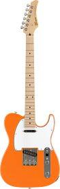 【ERNIE BALL4点セット付】Greco WST-STD Light Orange/Maple 新品[グレコ][国産][ライトオレンジ][Telecaster,TL,テレキャスタータイプ][Electric Guitar,エレキギター]