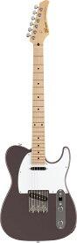 【ERNIE BALL4点セット付】Greco WST-STD Metallic Gray/Maple 新品[グレコ][国産][メタリックグレー][Telecaster,TL,テレキャスタータイプ][Electric Guitar,エレキギター]
