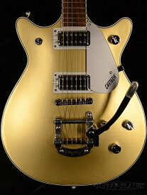 Gretsch G5232T Electromatic Double Jet FT with Bigsby-Casino Gold- 新品[グレッチ][カジノゴールド][ダブルジェット][ビグスビー][エレキギター,Electric Guitar]