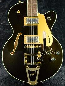 Gretsch G5655TG Electromatic Center Block Jr. Single-Cut with Bigsby Black Gold 新品[グレッチ][エレクトロマチック][ブラックゴールド,黒][Electric Guitar,エレキギター]