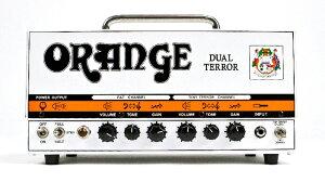 【30W】Orange Dual Terror Head 新品 ギターアンプヘッド[オレンジ][デュアルテラー][真空管搭載][Guitar Amplifier,Head]