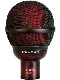 AUDIX FIREBALL 新品 ボーカル向けダイナミックマイク [Vocal,ボーカル][Dinamic Microphone]
