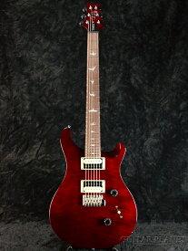 Paul Reed Smith SE Custom 24 新品 Black Cherry[ポールリードスミス,PRS][Red,ブラックチェリー,レッド,赤][Electric Guitar,エレキギター]