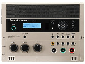 Roland CD-2u 新品 SD/CDレコーダー[ローランド][CD2u][Recorder]