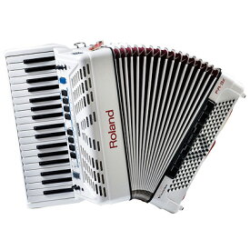 Roland FR-3X 新品 ホワイト 37鍵盤 Vアコーディオン[ローランド][FR3X][White,白][37keys][Accordion]