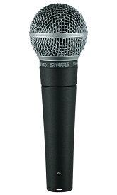 【正規品】SHURE SM58-LCE ボーカル用ダイナミックマイク 新品[シュアー][SM58LCE][Wired Dynamic Microphone][SM58 LCE]