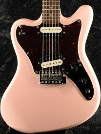 【数量限定モデル】Squier Paranormal Super-Sonic -Shell Pink- 新品 シェルピンク[Fender,スクワイヤー,フェンダー][パラノーマル,スーパーソニック][Electric Guitar,エレキギター]