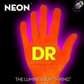 DR NEON 10-46 DR-NOE10 Orange Medium エレキギター弦 [ネオン][コーティング弦][オレンジ][ミディアム][string]