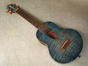K-dee Guitars Concert Maple T.Blue 新品 コンサートウクレレ[ケイデザイン][布川慶][日本製][メイプル][Ukulele]