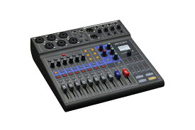 ZOOM LIVETRAK L-8 8-Track Live Mixer / Recorder 新品 ミキサー/レコーダー[ズーム][ライブトラック]