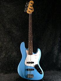 Fender Made In Japan Hybrid 60s Jazz Bass California Blue 新品《レビューを書いて特典プレゼント!!》[フェンダージャパン][ハイブリッド][ブルー,青][JB,ジャズベース][Electric Bass,エレキベース]