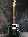 Fender Made in Japan Hybrid 60s Jazzmaster -Sherwood Green Metallic- 新品 《レビューを書いて特典プレゼント!!》[フェンダージャ…