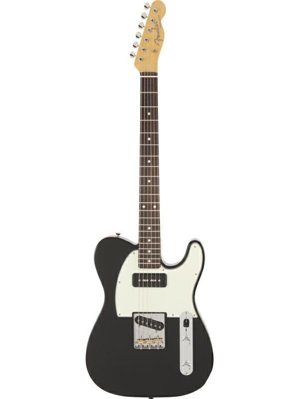 Fender FSR Made in Japan Hybrid 60s Telecaster P-90 -Black- 新品 《レビューを書いて特典プレゼント!!》[フェンダージャパン][ハイブリッド][ブラック,黒][テレキャスター][Electric Guitar,エレキギター]