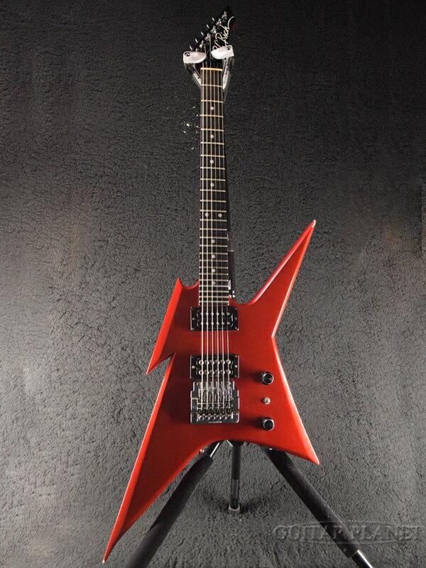 【中古】B.C.Rich Ironbird -Metallic Red- 1985年製[BCリッチ][アイアンバード][メタリックレッド,赤][Electric Guitar,エレキギター]【used_エレキギター】