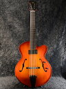 【中古】Victor Baker Model 16 7-Strings ''Violin Brown Burst'' 2014年製[ヴィクター・ベイカー][7strings,7弦][フルアコ][Electric…