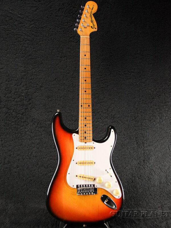 【中古】YAMAHA SR-400S -YS (Sunburst)- 1970年代製[ヤマハ][国産][サンバースト][Stratocaster,ストラトキャスタータイプ][Electric Guitar,エレキギター][SR400S]【used_エレキギター】