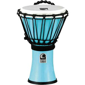 "TOCA FreestyleII Djembe 7""-Pastel Blue 新品[トカ][ジャンベ][Percussion,パーカッション][打楽器,ドラム][TFCDJ-7PB]"