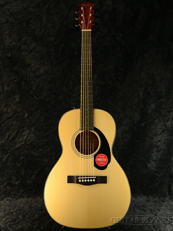 Fender CP-60S Natural 新品[フェンダー][ナチュラル][Acoustic Guitar,アコースティックギター][CP60S]