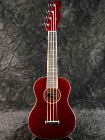 Fender Zuma Classic Concert Ukulele -Candy Apple Red- 新品 コンサートウクレレ[フェンダー][キャンディアップルレッド,赤]