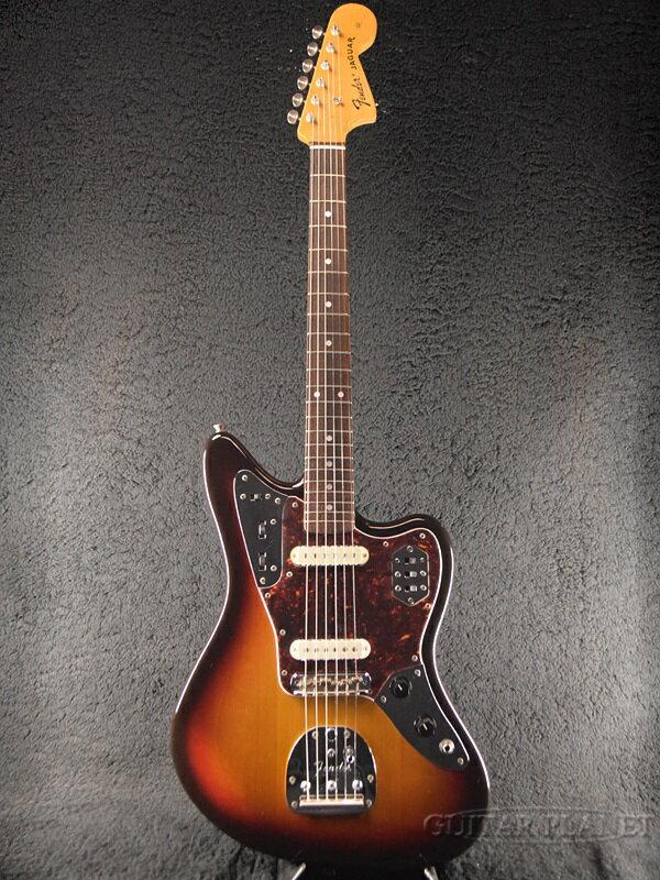 【中古】Fender Japan JG66-85 -3 Tone Sunburst- 2002-2004年製[フェンダージャパン][サンバースト][Jaguar,JG,ジャガー][Electric Guitar,エレキギター]【used_エレキギター】