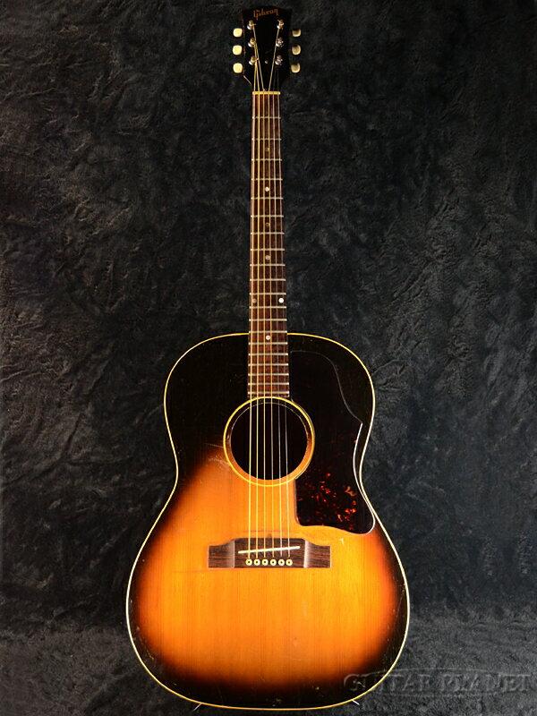 【中古】Gibson LG-1 1966年製[ギブソン][Sunburst,サンバースト][Acoustic Guitar,アコースティックギター,アコギ,Folk Guitar,フォークギター]【used_アコースティックギター】
