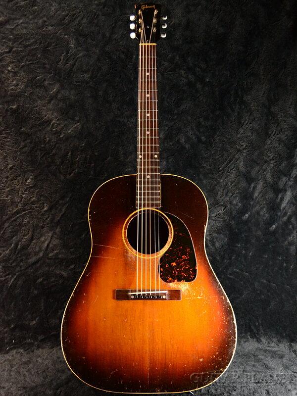 【中古】Gibson J-45 1949年製[ギブソン][サンバースト][Acoustic Guitar,アコースティックギター,アコギ,Folk Guitar,フォークギター][J45]【used_アコースティックギター】