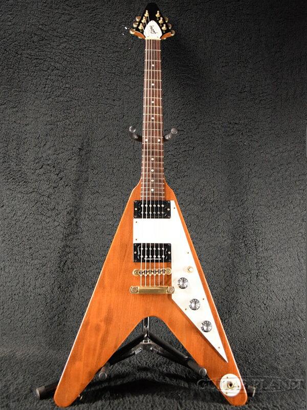 【中古】Gibson Limited Edition Flying V '98 ''Mod.'' -Natural / Gold Hardware- 1999年製[ギブソン][ナチュラル][FV,フライングV][Electric Guitar,エレキギター]【used_エレキギター】