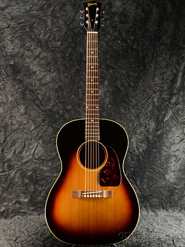 【中古】Gibson LG-2 1951年製[ギブソン][Sunburst,サンバースト,木目][Acoustic Guitar,アコースティックギター,アコギ,Folk Guitar,フォークギター][LG2]【used_アコースティックギター】
