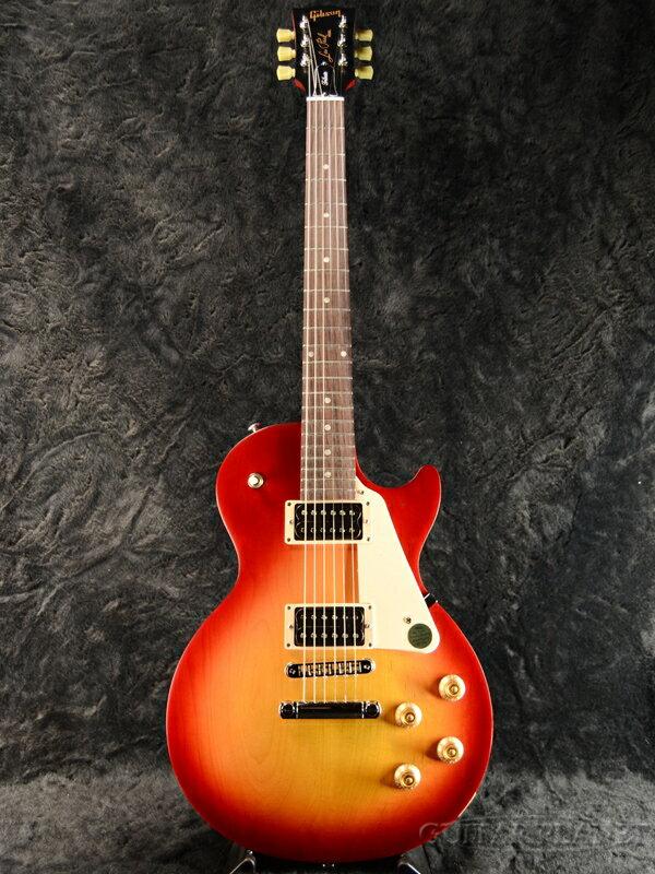 【2019 MODEL】Gibson Les Paul Studio Tribute 2019 -Satin Cherry Sunburst- 新品[ギブソン][スタジオ][サテンチェリーサンバースト,赤][LP,レスポール][Electric Guitar,エレキギター]