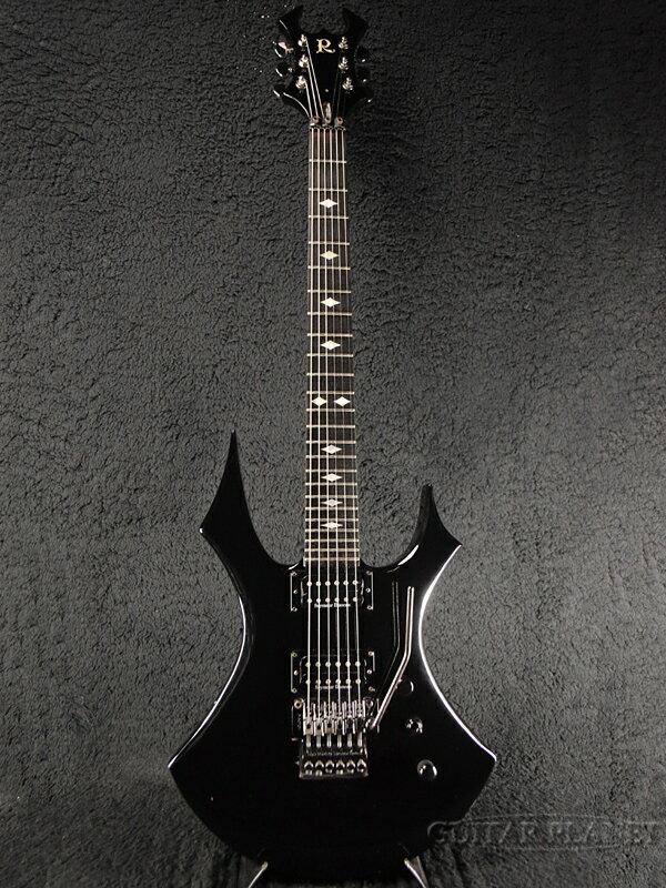 【中古】B.C.Rich JE-1200 Virgin -Black- 2008年製[BCリッチ][バージン][ブラック,黒][Electric Guitar,エレキギター]【used_エレキギター】